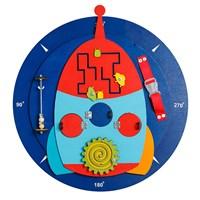"Бизиборд ""Ракета"" (диаметр 60 см.)"
