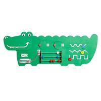 """Бизиборд """"Крокодил"""" (88х35х3)"""