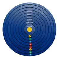 """Бизиборд """"Космос"""" (диаметр 60 см.)"""