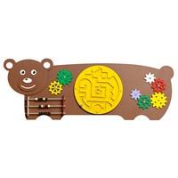 "Бизиборд ""Медведь"" (88х35х3)"