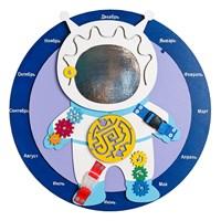 "Бизиборд ""Космонавт"" (диаметр 60 см.)"