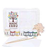 Набор Эбру StandArt 6 цветов TM Magic EBRU