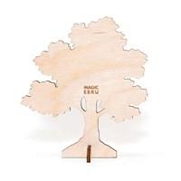 Деревянная заготовка волшебное дерево ЭБРУ