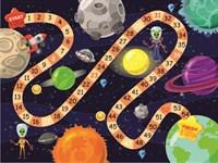 Игровое поле Космос (акс)
