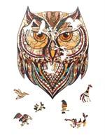 "Пазлы анти-стресс ""Сolor owl 2"""
